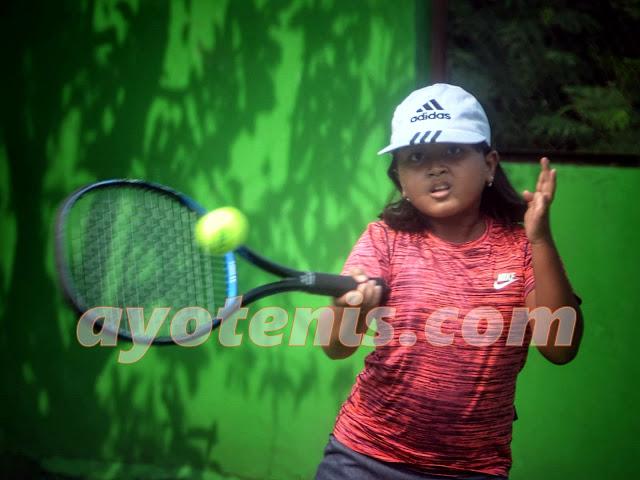 Lewat Ajang Persahabatan, Dua Atlet Tenis PON Jawa Tengah Berbagi Ilmu Pembinaan