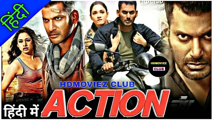 Action Hindi Dubbed Full Movie Vishal