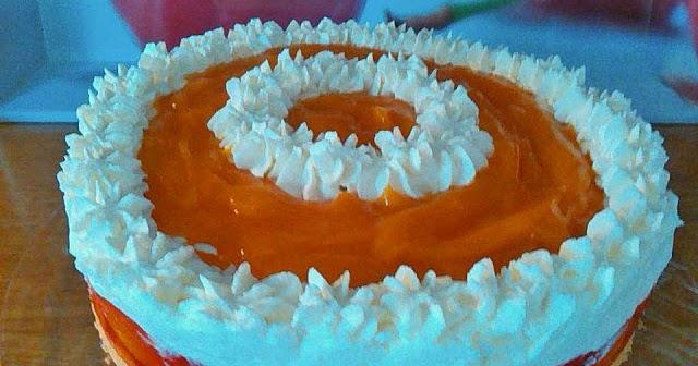 Fress Mich Dumm Kuchen Mit Mandarinen Appetitlich Foto Blog Fur Sie