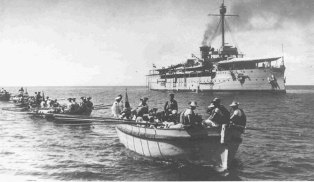 Mengenang Sejarah Peristiwa Kapal 7, Gerakan Anti Kolonial Pelaut Indonesia