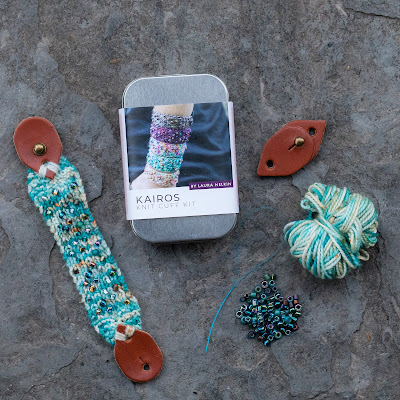 Laura's knitting kits