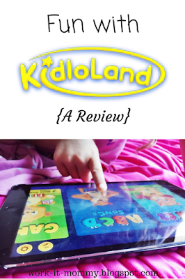 Fun with KidloLand