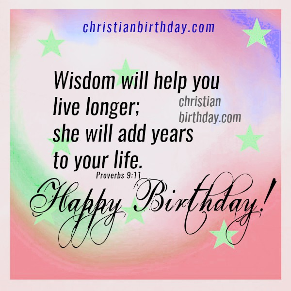 2 Bible Verses With Images For Birthday Wishes Nice Great Promises