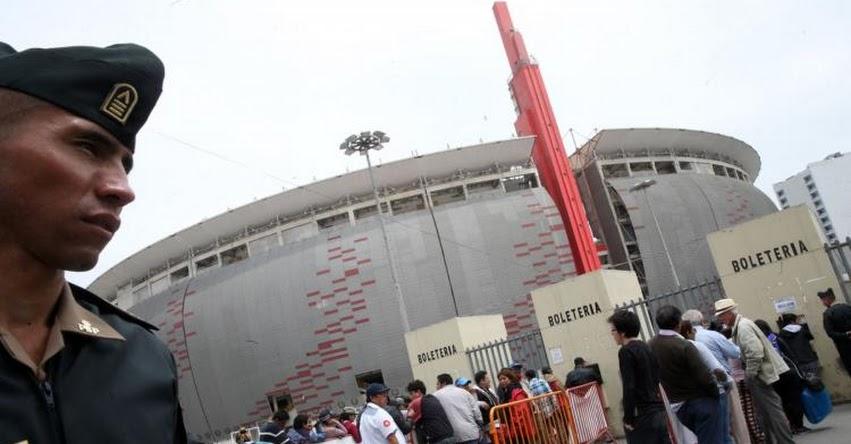 PERÚ Vs. BOLIVIA: Precio de entradas costarán entre 59 y 290 soles - Eliminatorias Rusia 2018