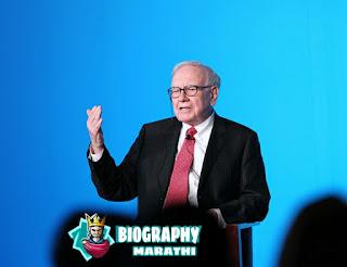 Warren buffet biography in marathi