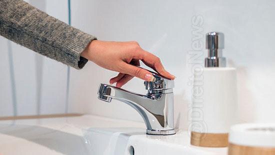 concessionaria agua condenada suspender servico horas