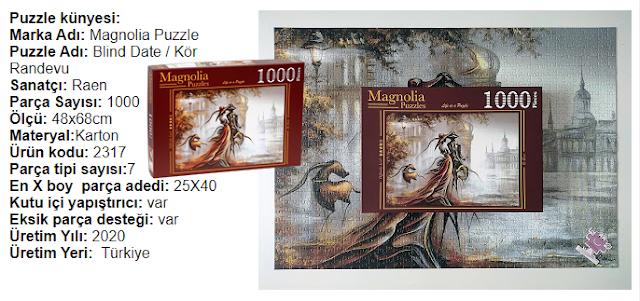 magnolia puzzles 1000