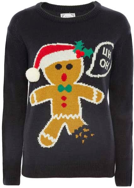 Primark online: jersey para navidades de galleta