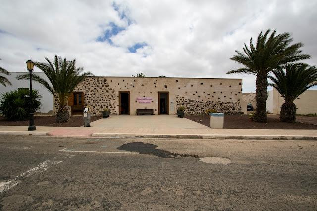 Casa del coronel-La Oliva-Fuerteventura