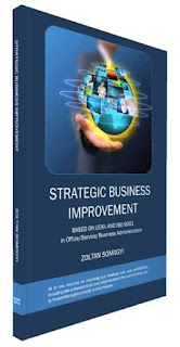 STRATEGIC BUSINESS IMPROVEMENT BASED ON LEAN AND ISO 9001