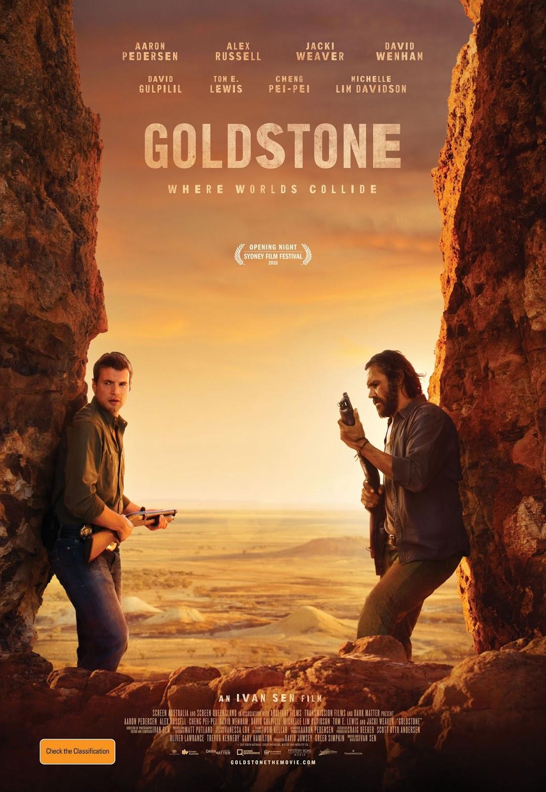 Goldstone Legendado