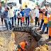 Prefeitura atua de maneira emergencial em rompimento de adutora na Torquato Tapajós
