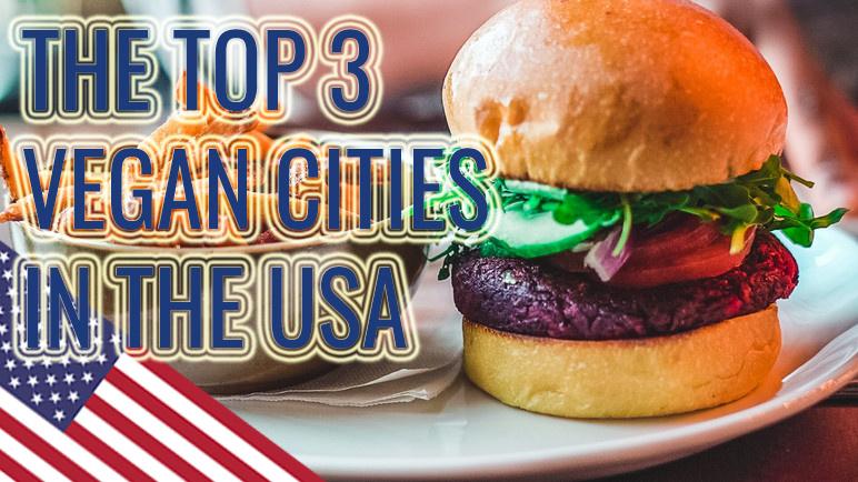vegan cities usa