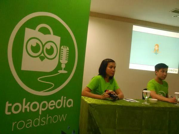 Tokopedia Roadshow 2014 di Medan