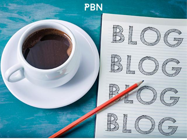 private blog network