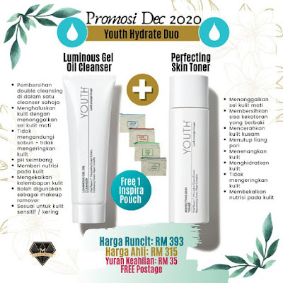 Promosi Youth Shaklee Disember 2020