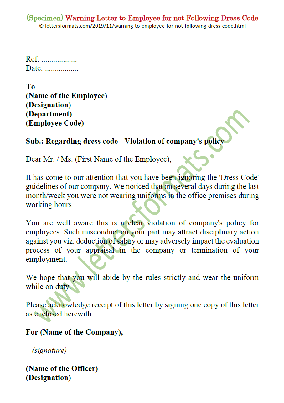 Final Warning Letter To Employee For Misconduct from 1.bp.blogspot.com