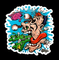 Jimbo Phillips Stickers