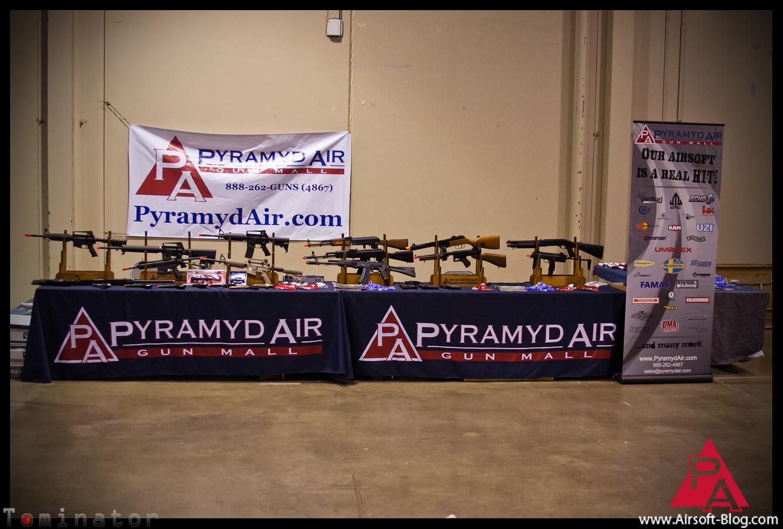 Pyramyd Airsoft Blog: More US Airsoft Expo Photos