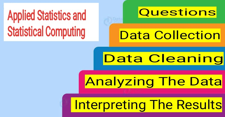 Applied Statistics and Statistical Computing Textbooks Every Statistician Should Have
