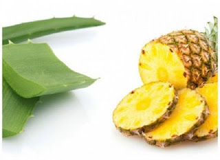 How Pineapple and Aloe Vera Can Help You To Lose Weight planet-today.com