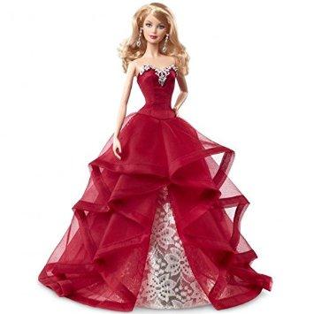 Barbie Coleção Feliz Natal 2015