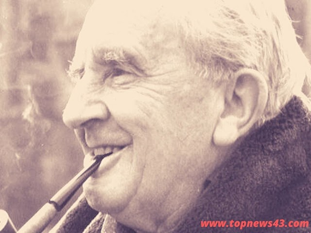 Maintained His Father's Legacy - Christopher Tolkien Died