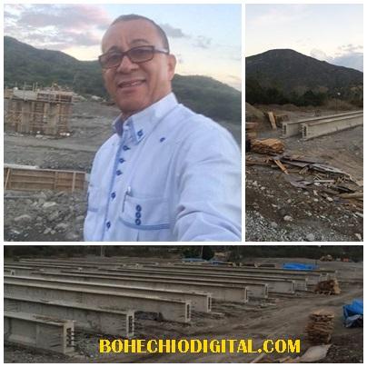 Catedrático dice mes de junio se podría estar entrando carretera Bohechío-Padre Las Casas