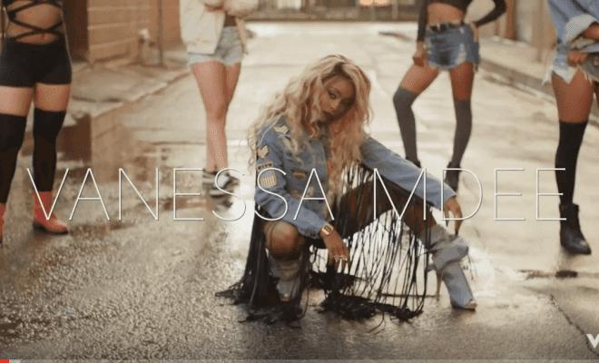 TAZAMA VIDEO MPYA: Vanessa Mdee Ametuletea Hii Inaitwa 'Cash Madame'