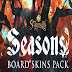 Armello Seasons Board Skins Pack-TiNYiSO