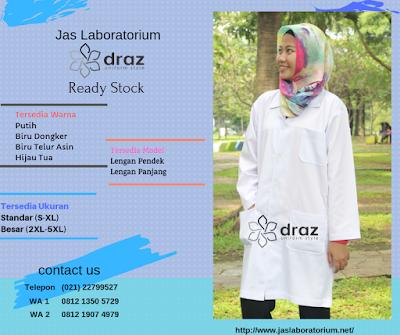 0812 1350 5729 Harga Jual Jas Lab Murah Tangerang Selatan
