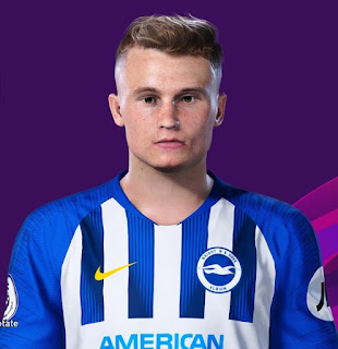 PES 2020 Faces Solly March by Davidjm08