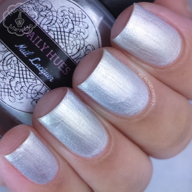 Daily Hues Lacquer - Milestone