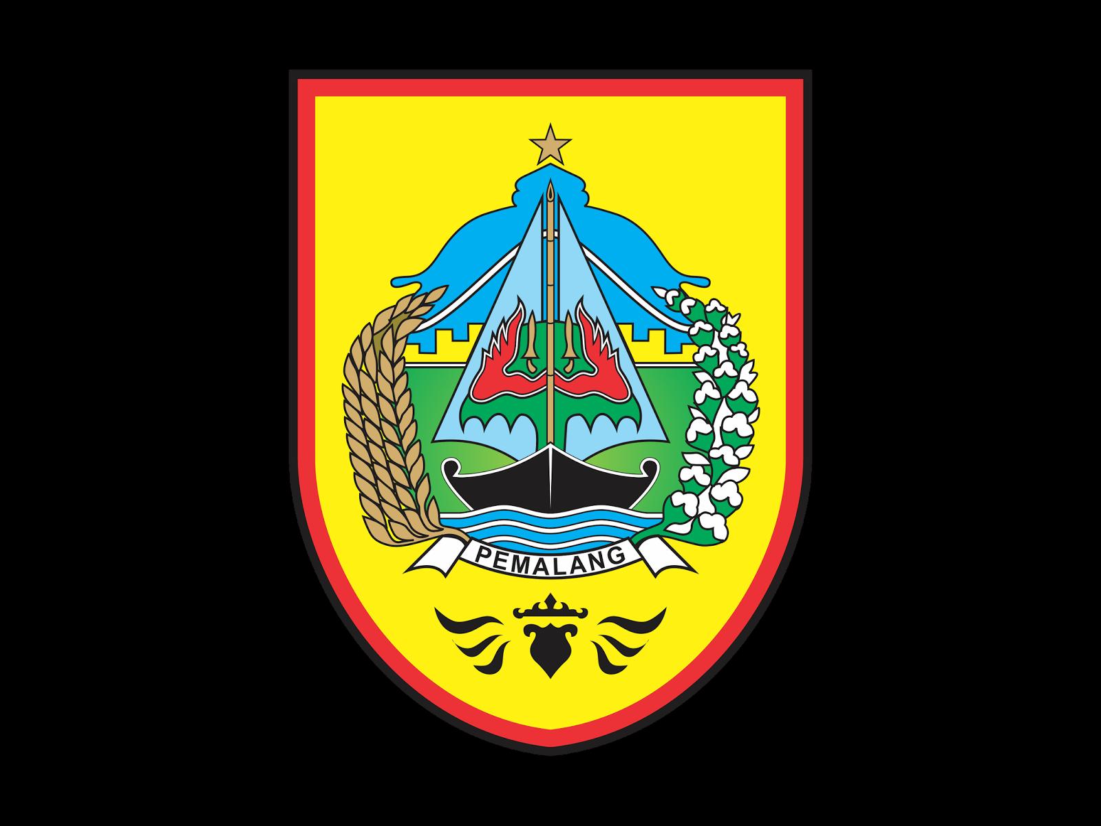 logo kabupaten pemalang format png dan cdr gudril logo