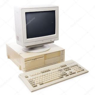 old generation computer