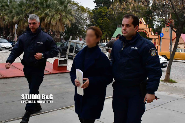 Ναύπλιο: Με κατάθεση της μητέρας της κατηγορούμενης συνεχίστηκε η δίκη της δολοφονίας του Θ. Λάμπρου