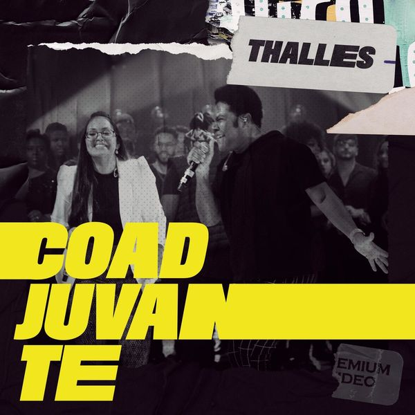 Thalles Roberto – Coadjuvante (Feat.Nic Medeiros & Coral Back to Black) (Single) 2021 (Exclusivo WC)