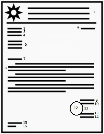 prosedur penanganan surat masuk sistem buku agenda bentuk