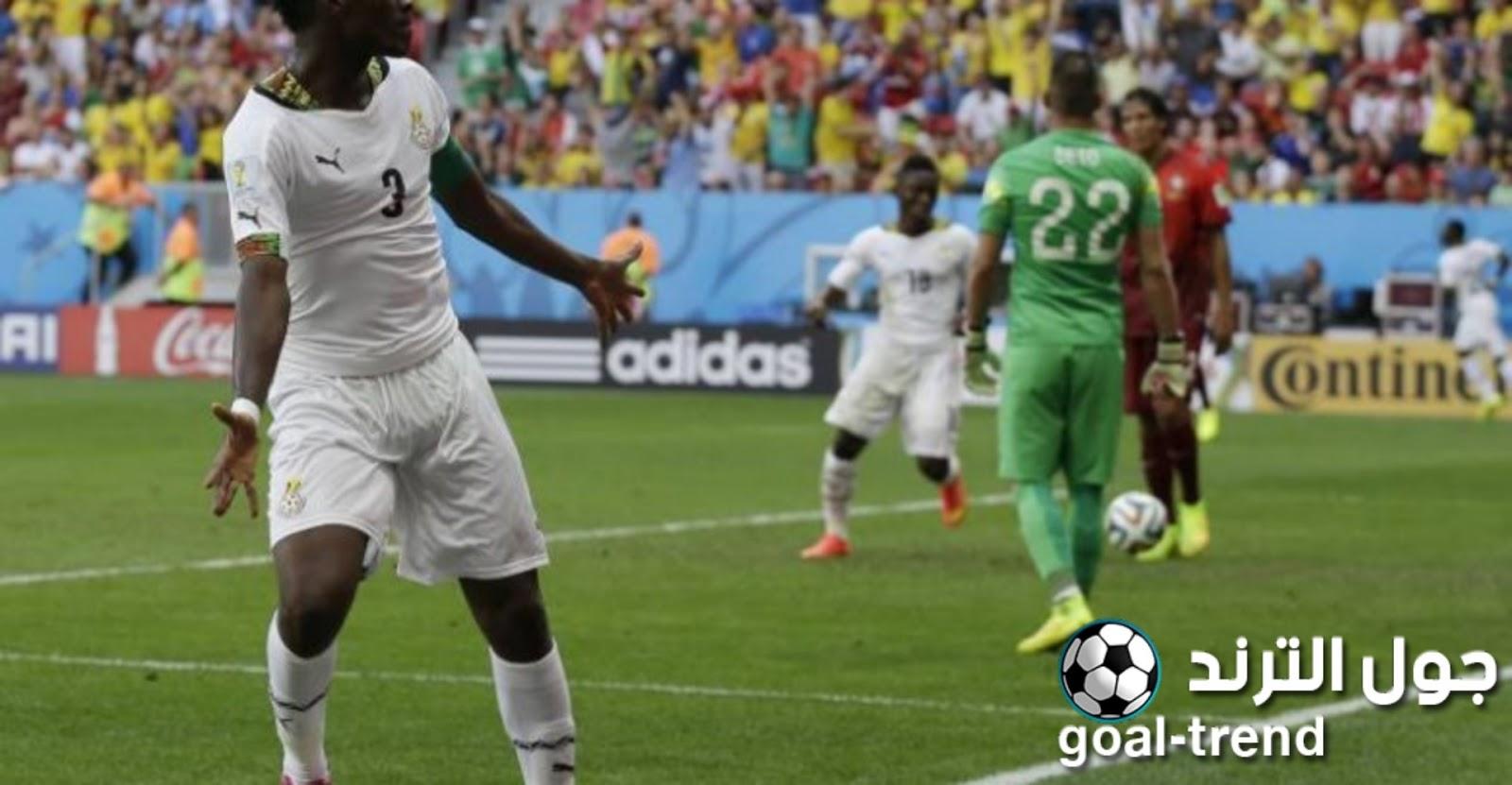 نتيجة مواجهة غانا وبنين يوم الثلاثاء في كأس امم افريقيا