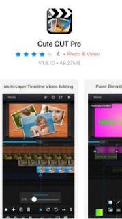Cara Menggunakan Aplikasi Cute Cut