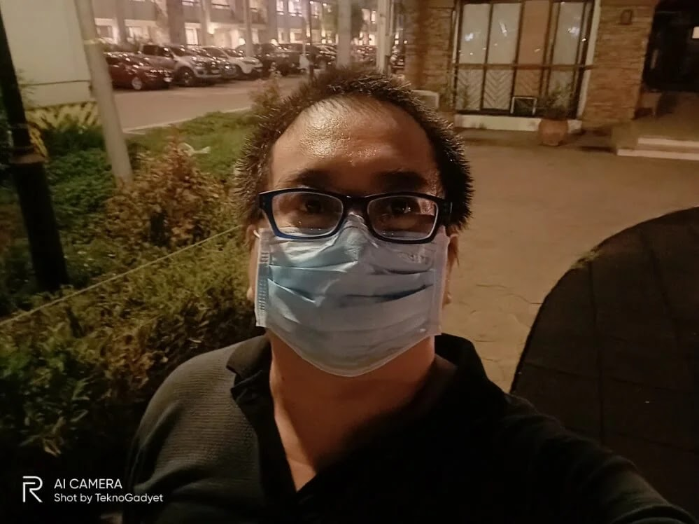 Realme Camera Sample - Night, Selfie, Normal