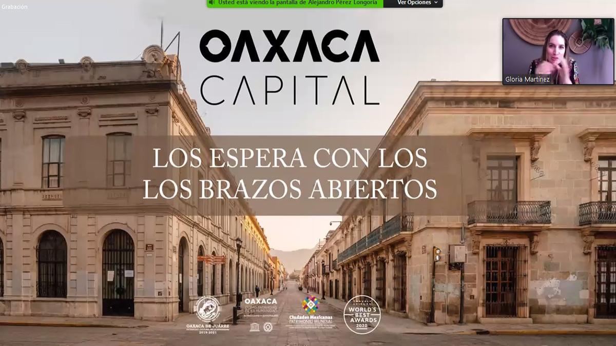 OAXCA PRESENTA OFERTA TURÍSTICA CITY EXPRESS 01