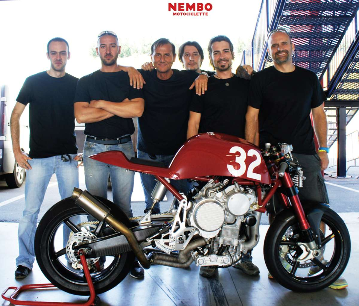 Nembo Motorcycle Team