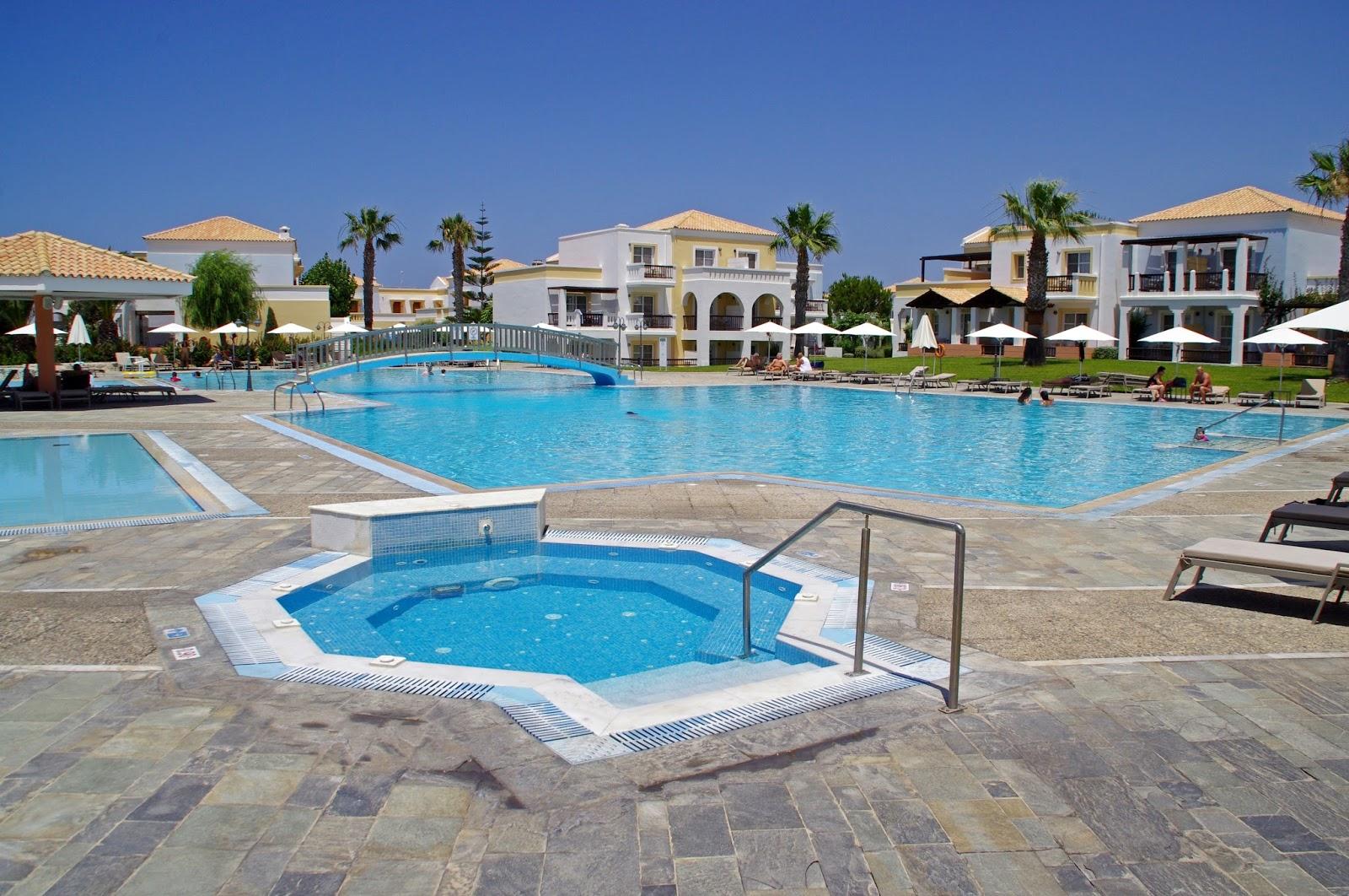 Swimming pool Neptune Hotel Kos