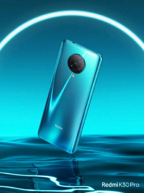 xiaomiintro redmi k30 pro official render from gizmochina