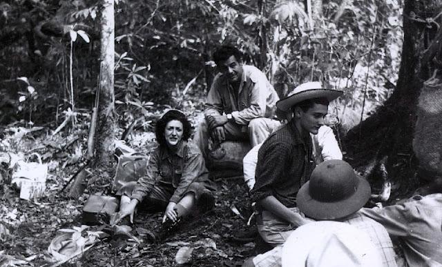 Murió Beatriz Barba, primera mujer titulada como arqueóloga en México. Cortesía INAH