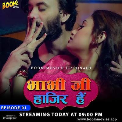 Bhabhi Ji Hajir Hai Web Series Cast