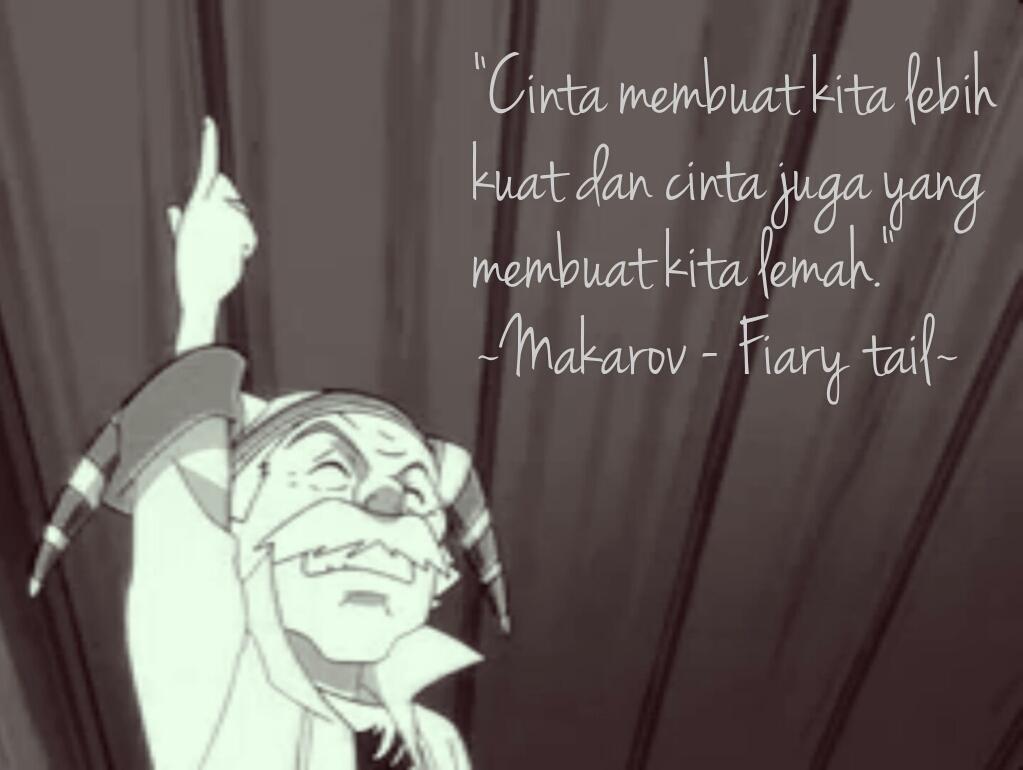 Qoutes Kata Kata Bijak Fairy Tail New