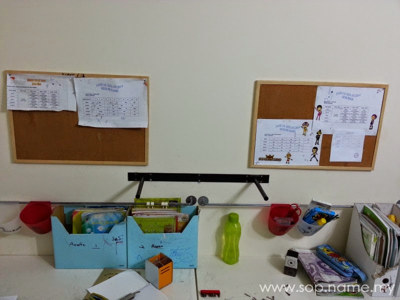 Jom pasang Lack IKEA (Wall shelf)