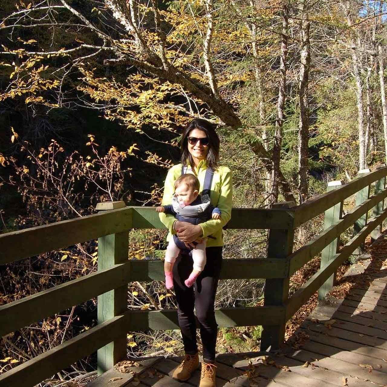 De Chicago ao Canadá - Viagem Internacional com Bebê